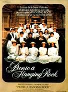 Picnic at Hanging Rock - French Movie Poster (xs thumbnail)