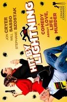 Hit by Lightning - British Movie Poster (xs thumbnail)