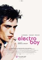 Electroboy - German Movie Poster (xs thumbnail)