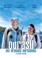 Les grandes personnes - Slovenian Movie Poster (xs thumbnail)