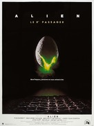 Alien - French Movie Poster (xs thumbnail)