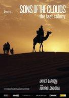 Hijos de las nubes, la última colonia - British Movie Poster (xs thumbnail)
