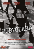 Bodyguard - Spanish DVD cover (xs thumbnail)