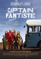Captain Fantastic - Spanish Movie Poster (xs thumbnail)