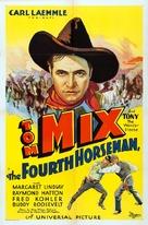 The Fourth Horseman - Movie Poster (xs thumbnail)