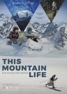 This Mountain Life - German Movie Poster (xs thumbnail)