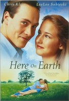 Here on Earth - DVD movie cover (xs thumbnail)