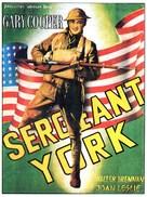 Sergeant York - Belgian Movie Poster (xs thumbnail)