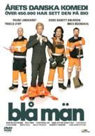 Blå mænd - Swedish Movie Cover (xs thumbnail)