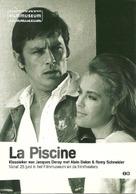 La piscine - Dutch Movie Poster (xs thumbnail)