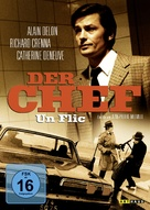 Un flic - German Movie Cover (xs thumbnail)