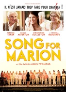 Song for Marion - French Movie Poster (xs thumbnail)