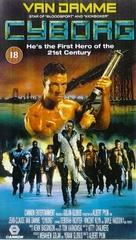 Cyborg - British VHS cover (xs thumbnail)