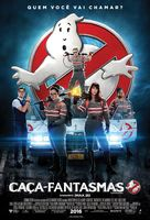 Ghostbusters - Brazilian Movie Poster (xs thumbnail)