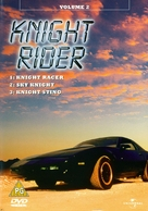 """Knight Rider"" - British DVD cover (xs thumbnail)"