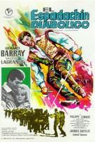 Hardi! Pardaillan - Spanish Movie Poster (xs thumbnail)