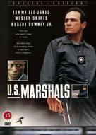 US Marshals - Danish DVD movie cover (xs thumbnail)