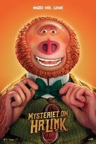Missing Link - Danish Movie Poster (xs thumbnail)