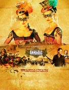 Bandidas - Teaser movie poster (xs thumbnail)