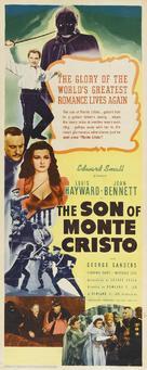 The Son of Monte Cristo - Movie Poster (xs thumbnail)