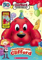 """""""Clifford the Big Red Dog"""" - DVD movie cover (xs thumbnail)"""