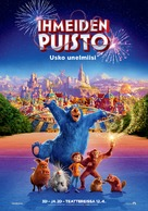 Wonder Park - Finnish Movie Poster (xs thumbnail)