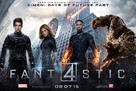 Fantastic Four - Movie Poster (xs thumbnail)