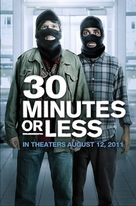 30 Minutes or Less - Movie Poster (xs thumbnail)