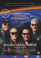 Space Cowboys - Polish Movie Poster (xs thumbnail)
