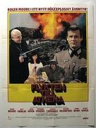 Escape to Athena - Swedish Movie Poster (xs thumbnail)