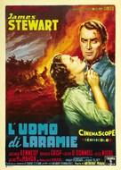 The Man from Laramie - Italian Movie Poster (xs thumbnail)