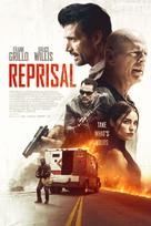 Reprisal - British Movie Poster (xs thumbnail)