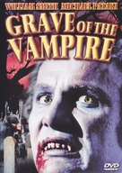 Grave of the Vampire - DVD cover (xs thumbnail)