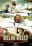 Delhi Belly - Indian Movie Poster (xs thumbnail)