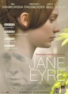 Jane Eyre - Polish Movie Poster (xs thumbnail)