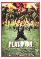Platoon - Italian Movie Poster (xs thumbnail)