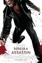 Ninja Assassin - Italian Movie Poster (xs thumbnail)