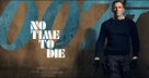 No Time to Die - British Teaser movie poster (xs thumbnail)