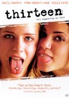 Thirteen - DVD movie cover (xs thumbnail)