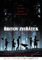 Pet Sematary - Czech Movie Poster (xs thumbnail)