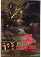 I Paladini - storia d'armi e d'amori - German Movie Poster (xs thumbnail)