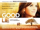 The Good Lie - British Movie Poster (xs thumbnail)