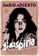 Suspiria - Swedish Movie Poster (xs thumbnail)