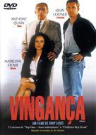 Revenge - Brazilian DVD cover (xs thumbnail)