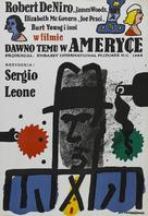 Once Upon a Time in America - Polish Movie Poster (xs thumbnail)