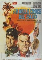 Donovan's Reef - Italian Movie Poster (xs thumbnail)