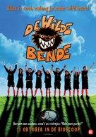 Die wilden Kerle - Alles ist gut, solange du wild bist! - Dutch poster (xs thumbnail)
