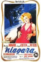 Niagara - Italian Theatrical poster (xs thumbnail)