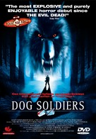 Dog Soldiers - Swedish poster (xs thumbnail)