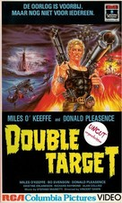 Double Target - Dutch Movie Cover (xs thumbnail)